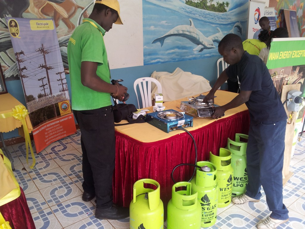 Enable any one to access LPG